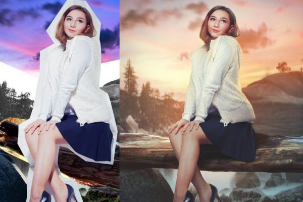 Teknik Manipulasi Oleh 'Photoshop Master' Dari Rusia Ini Memang Power