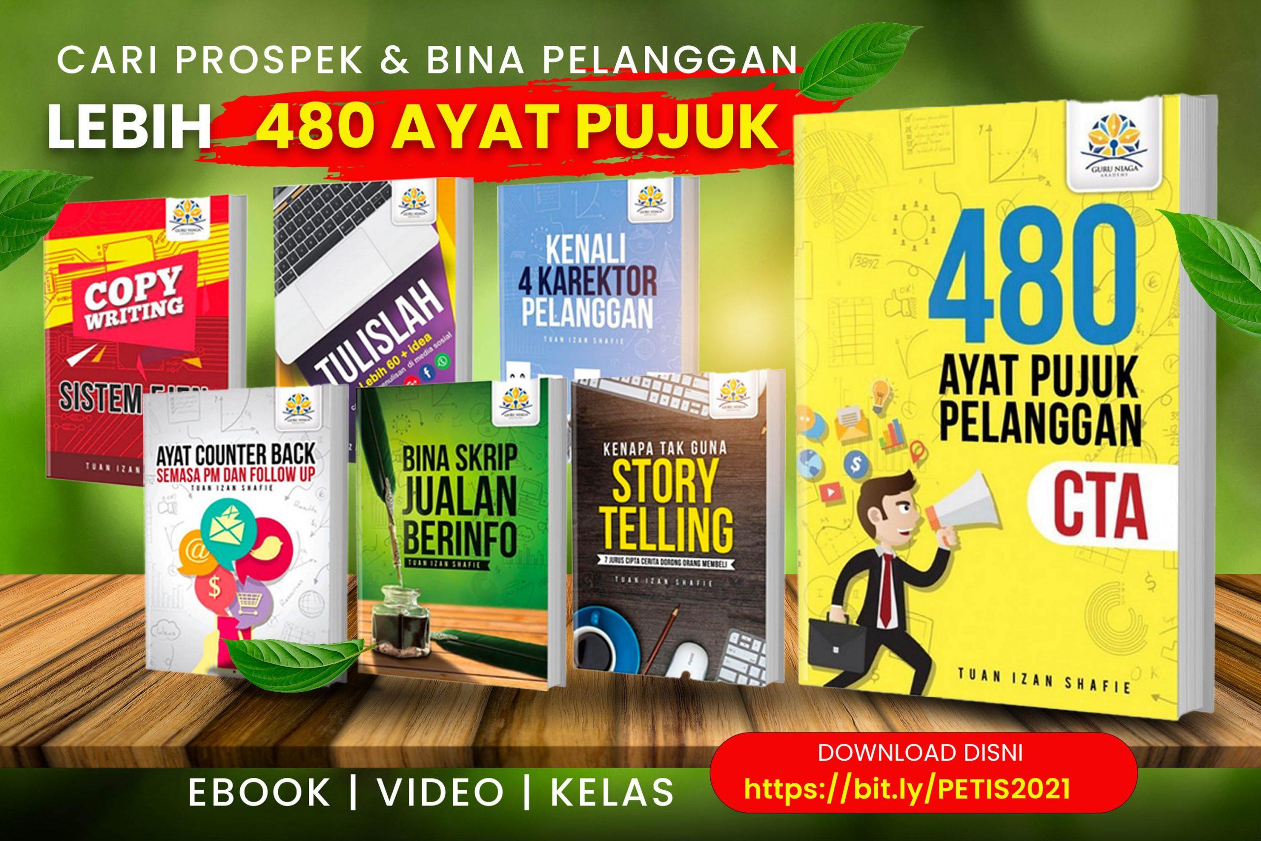 480 ayat pujuk pelanggan